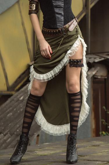 Steampunk Röcke